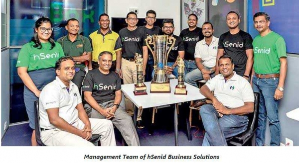 hSenid Biz wins 3 Resilient Exporter Awards from NCE